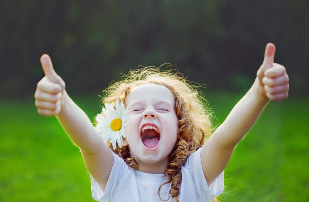 Радость ребенка и воспитание интереса