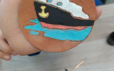 Лето. Дети. Творчество.